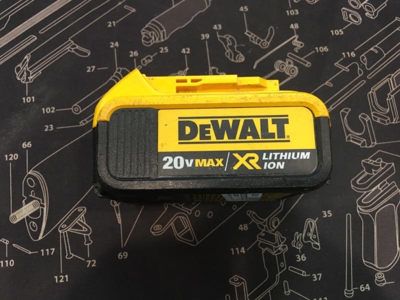 DEWALT Scroll Saw DCS355