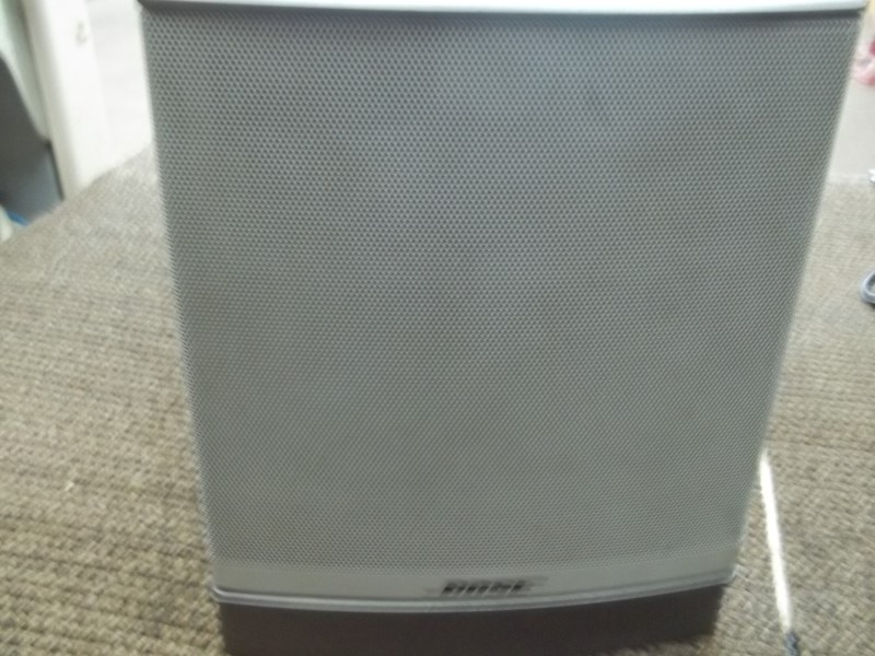 BOSE COMPUTER SPEAKERS COMPANION 5 - GREAT SHAPE