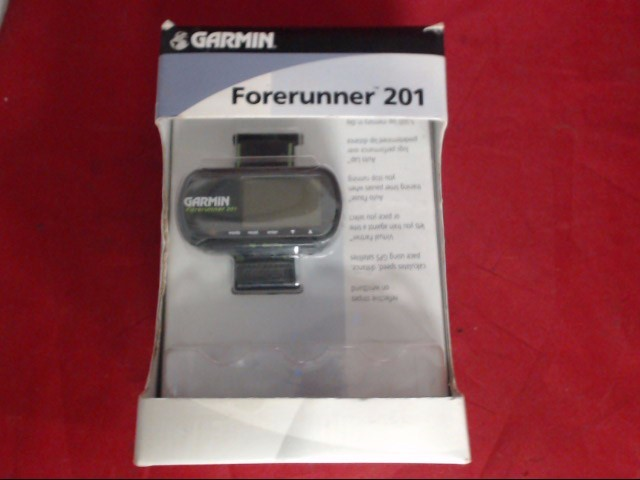 GARMIN GPS System FORERUNNER 201