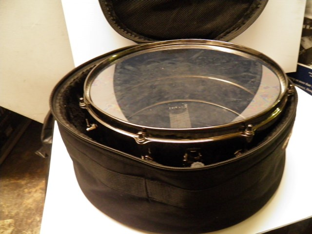 Tama Snare Drum Gun Metal Black
