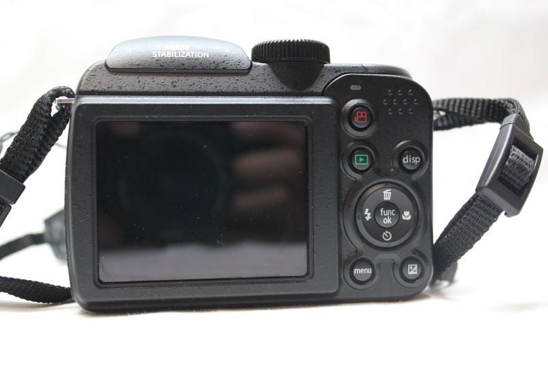 GE Digital Camera X400-BK 14 MEGAPIXEL 15X OPTICAL ZOOM CAMERA BLACK