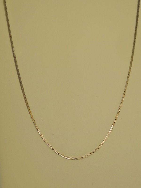"18"" Silver Chain 925 Silver 2.6g"