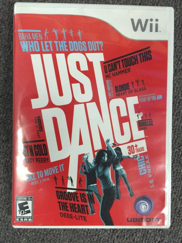 JUST DANCE (NINTENDO WII, 2009)
