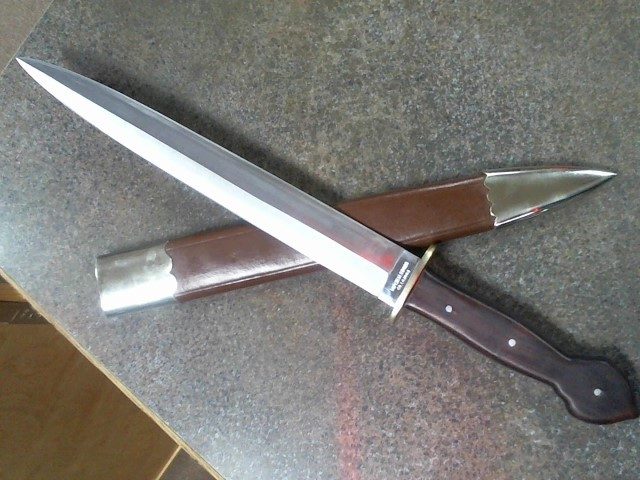 IMPERIAL SWORD CO. Combat Knife DAGGAR
