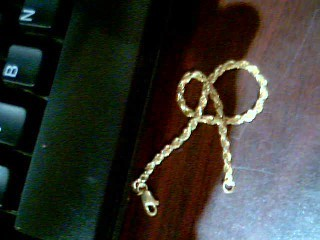 Gold Bracelet 14K Yellow Gold 5.5g