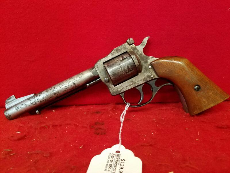 Harrington & Richardson 22 Magnum Revolver