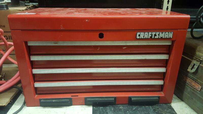 CRAFTSMAN Tool Box TOOLBOX 4 DRAWER