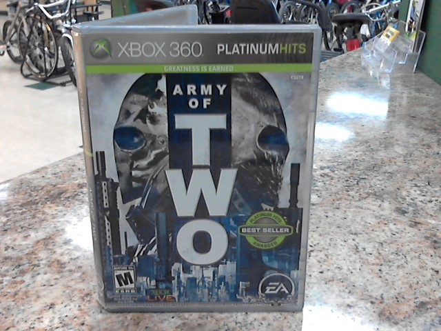 MICROSOFT Microsoft XBOX 360 Game ARMY OF TWO
