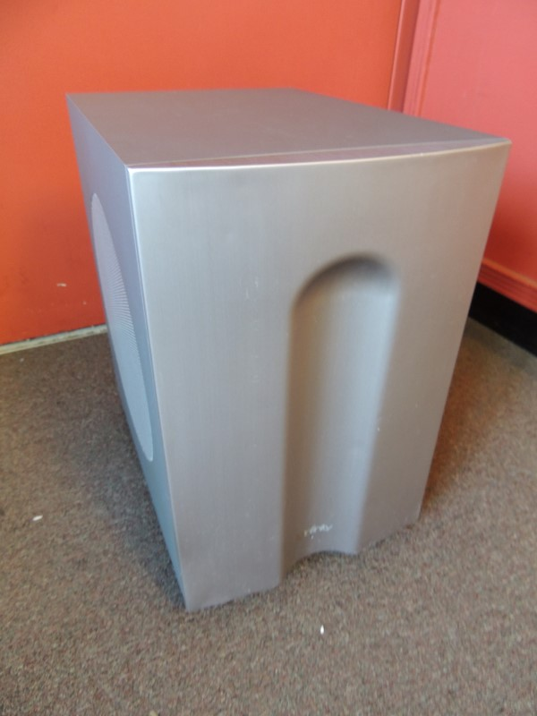 Infinity SUB750 Powered Subwoofer (Charcoal) 150W