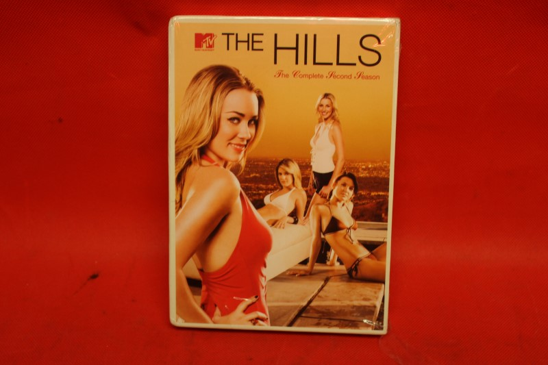 The Hills - The Complete Second Season (DVD, 2007, 3-Disc Set)