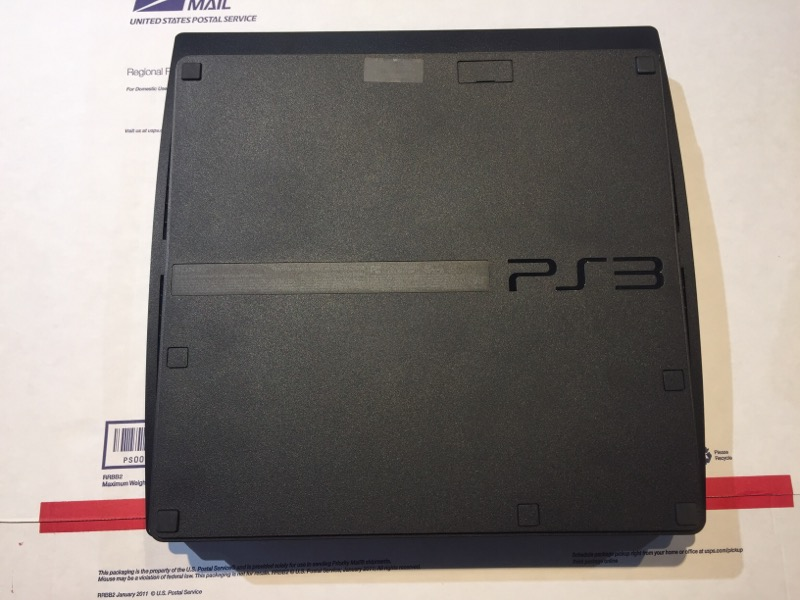 SONY PLAYSTATION 3, 250GB, TESTED!