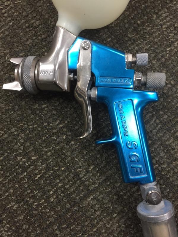 SHARPE Spray Equipment SGF