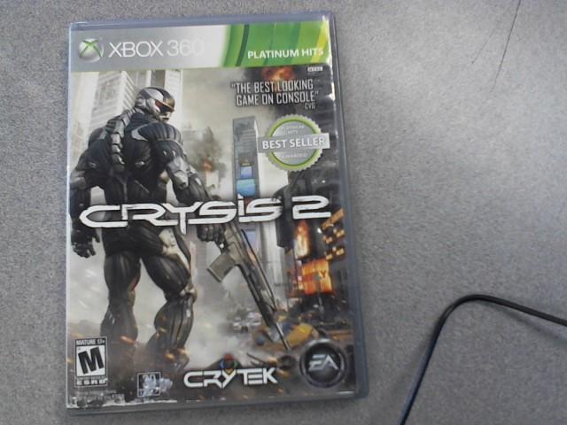 MICROSOFT Microsoft XBOX 360 Game CRYSIS 2