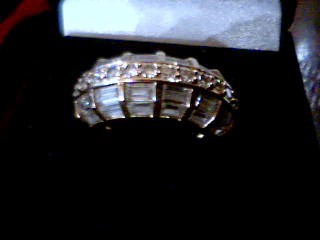 Lady's Gold Ring 10K Yellow Gold 5.3g Size:6