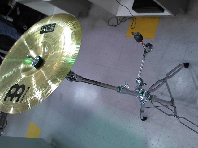 "MEINL CYMBALS & PERCUSSION Cymbal HCS 16"" CHINA"