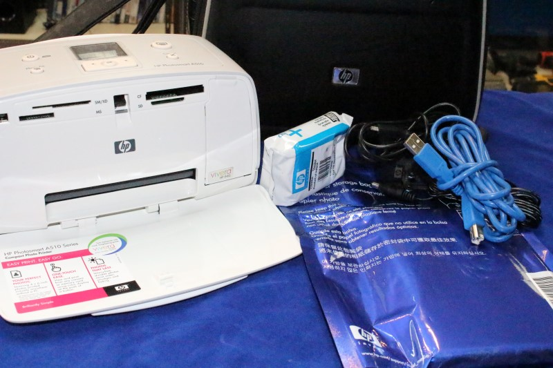 HEWLETT PACKARD Printer PHOTOSMART A516