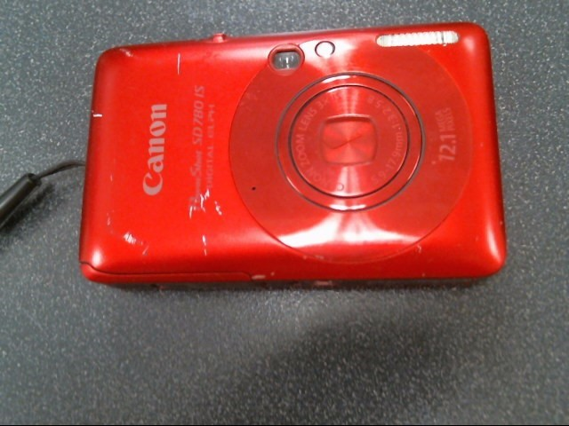 CANON Digital Camera POWERSHOT SD780 IS