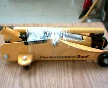 PERFORMANCE TOOL Floor Jack W1606