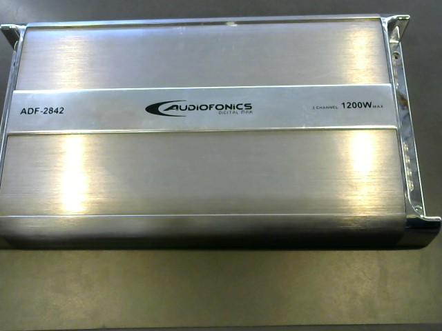 AUDIOFONICS Car Amplifier ADF-2842