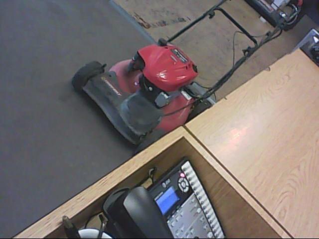 TROY BILT Lawn Mower 12AE449D011