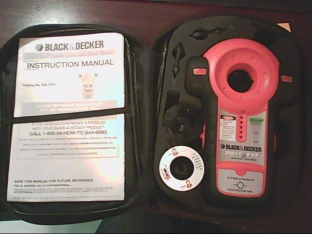 BLACK & DECKER Studfinder BDL100S B&D