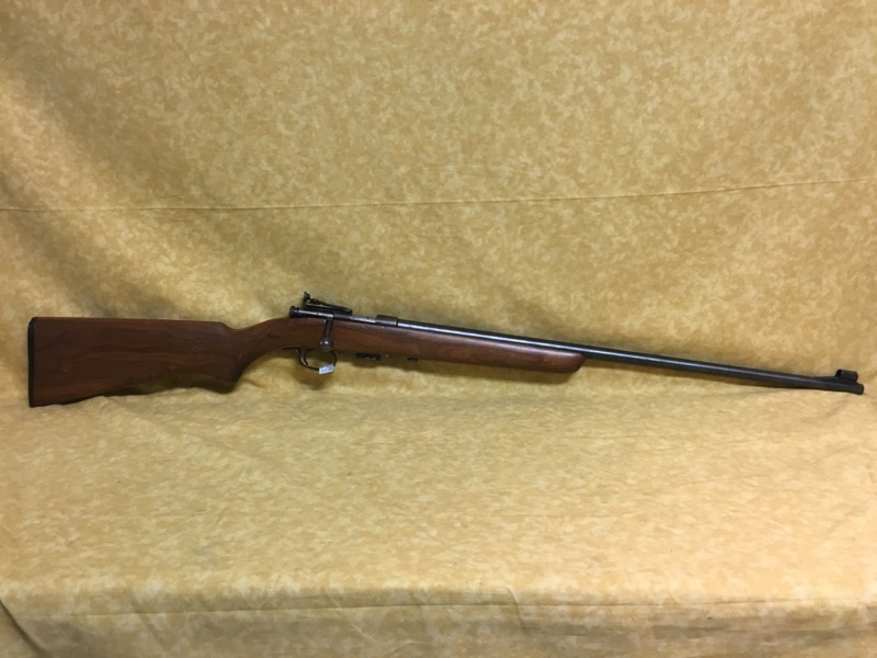 Winchester Model 69 22 Short Bolt Action Rifle
