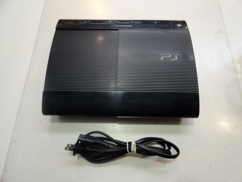 Sony CECH-4001B 250GB PS3 - AS IS