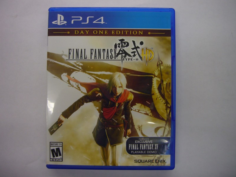 SONY PlayStation 4 Game FINAL FANTASY TYPE-0 HD