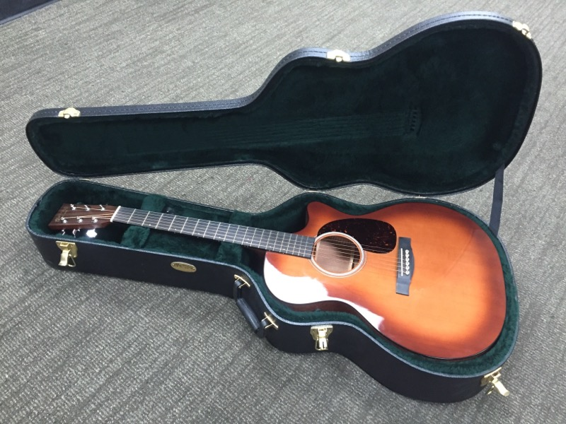 MARTIN & CO Electric-Acoustic Guitar GPCPA4