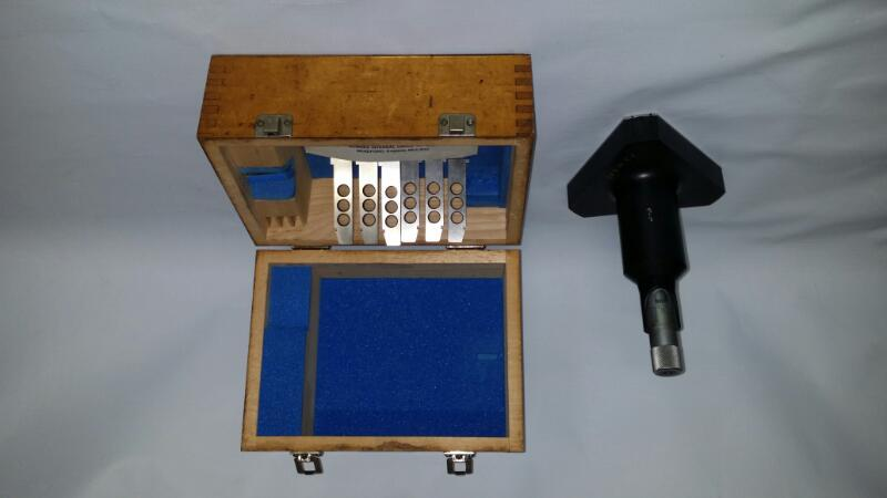 Bowers Internal Micrometer