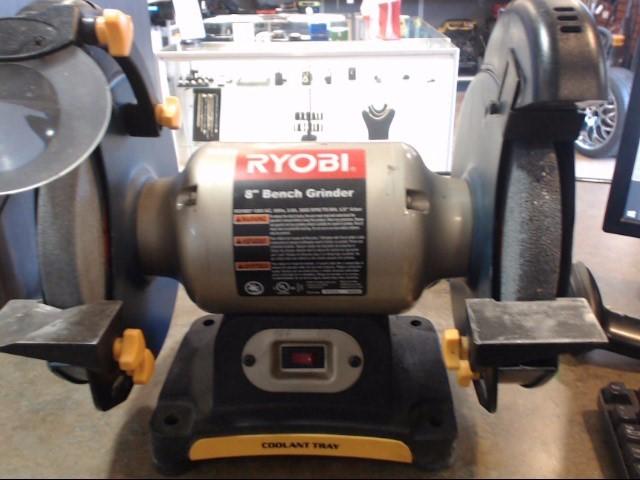 RYOBI Bench Grinder BGH827