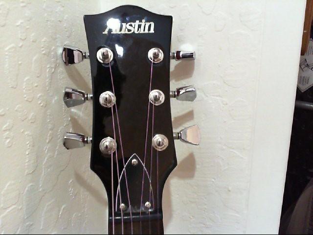 AUSTIN GUITARS Electric Guitar AU776