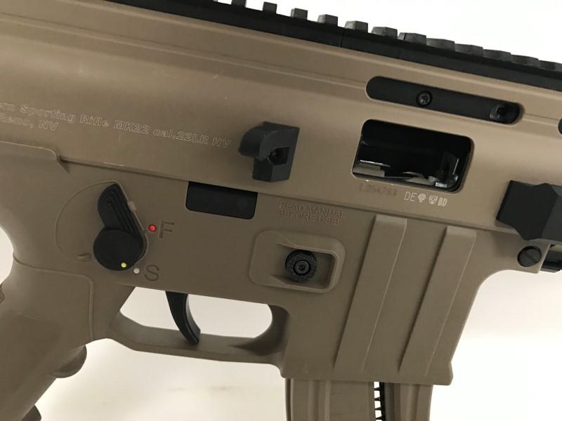 ISSC Rifle MK22 RIFLE