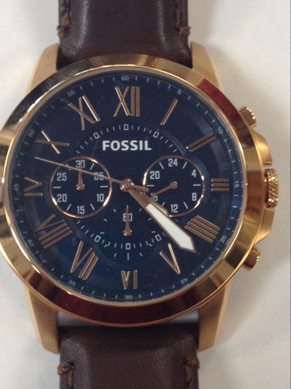 FOSSIL Gent's Wristwatch FS5188