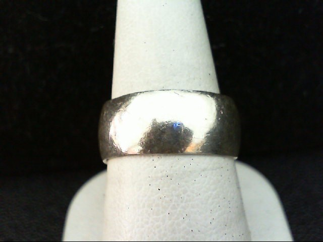 Gent's Silver Wedding Band 925 Silver 6.2g