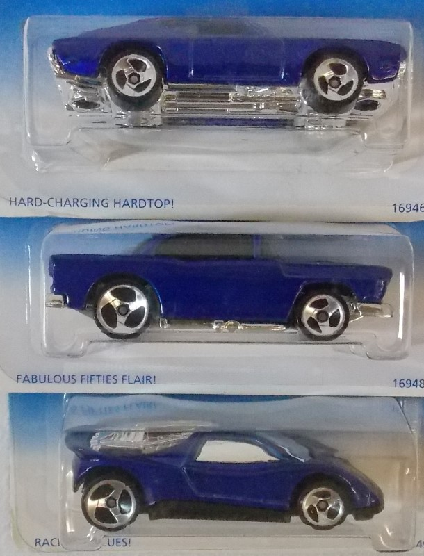 HOT WHEELS:  14 CARS FROM THE 1997 SERIES, ALL IN NEW PACKAGING