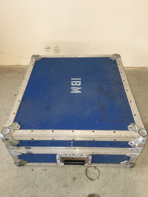 US CASE CORP INSTRUMENT TRAVEL CASE