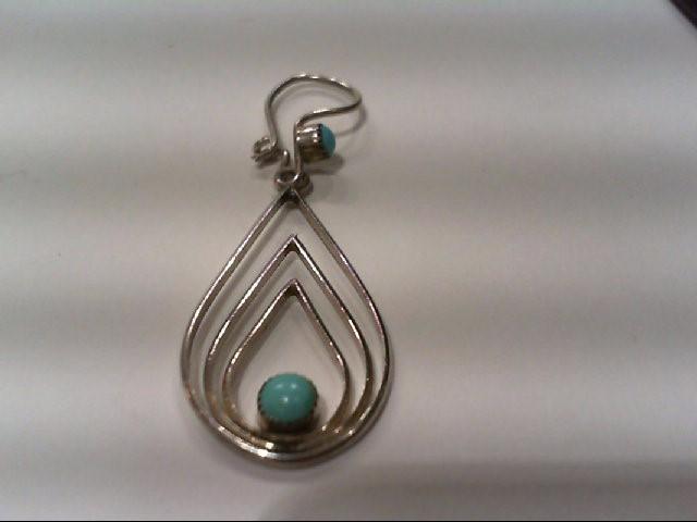 Silver Earrings 925 Silver 3.2g