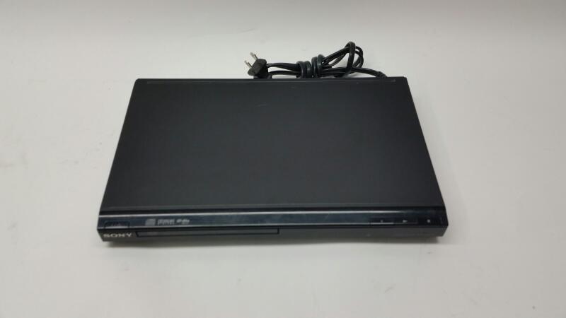 Sony Dvd Player DVP-SR200P