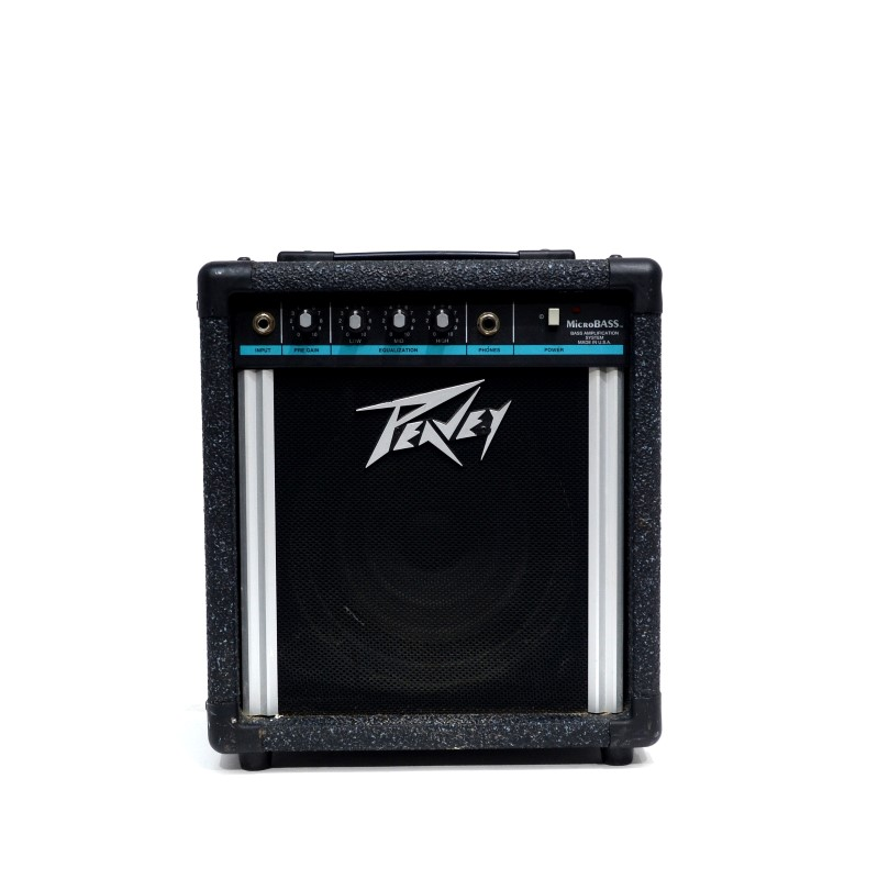 Peavey MicroBass 20W Combo Electric Bass Amplifier *Made in USA*