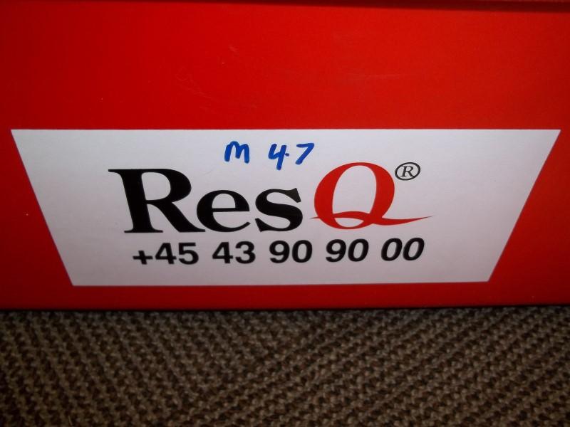 RESQ MISC. HELMET PRO RED RESCUE
