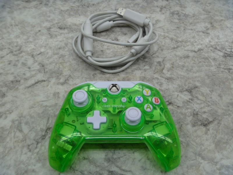 ROCKCANDY XBOX ONE CONTROLLER - WITH CABLE