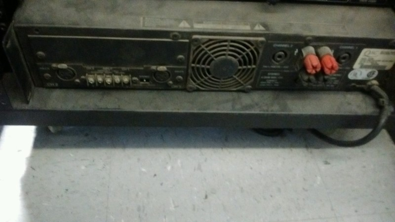 QSC AUDIO PA System EX1250