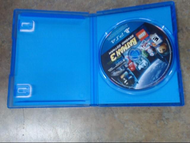 SONY Sony PlayStation 4 Game LEGO BATMAN 3 BEYOND GOTHAM PS4