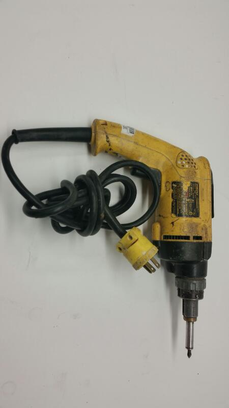 DeWalt Screwgun DW257