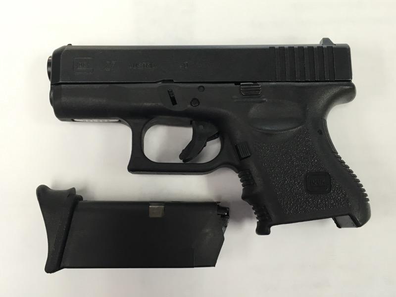 Glock - 27 Gen 3 - .40 S&W