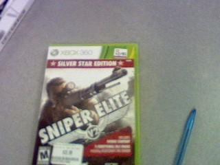 SONY Sony PlayStation 3 Game SNIPER ELITE V2