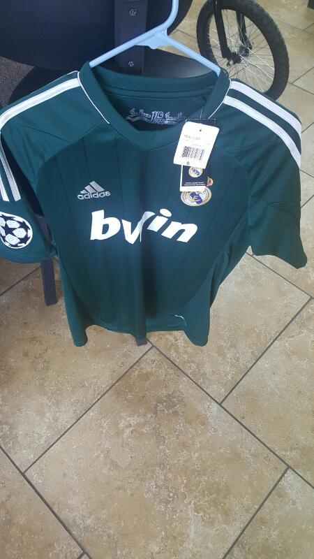 ADIDAS Coat/Jacket REAL MADRID BWIN JERSEY