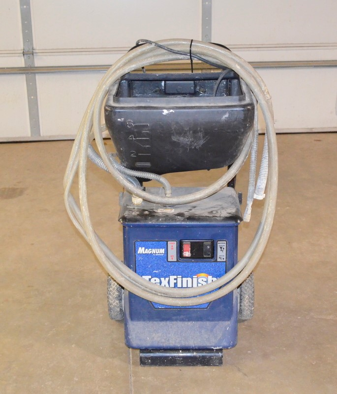 GRACO TEXFINISH SPRAYER 246185