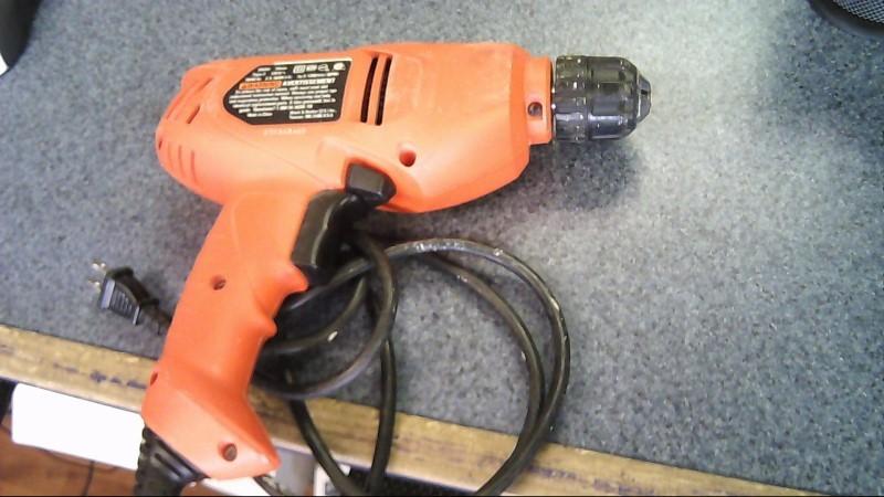 BLACK&DECKER Corded Drill DR201